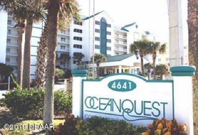 Ponce Inlet Condo/Townhouse For Sale: 4641 S Atlantic Avenue #507