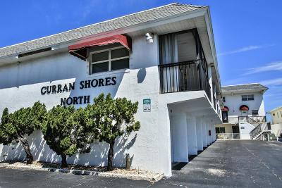 Daytona Beach Shores Condo/Townhouse For Sale: 3615 S Atlantic Avenue #202