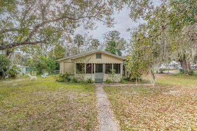 Ormond Beach Single Family Home For Sale: 50 Tomoka Avenue