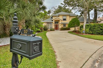 Ormond Beach Single Family Home For Sale: 10 N Ravensfield Lane
