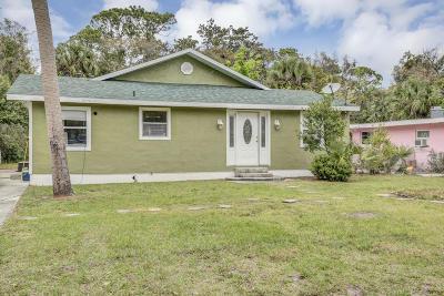 Daytona Beach Single Family Home For Sale: 530 Fremont Avenue