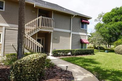 Ormond Beach Condo/Townhouse For Sale: 34 Magnolia Dr S