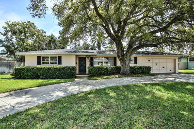 Ormond Beach Single Family Home For Sale: 102 Wildwood Avenue