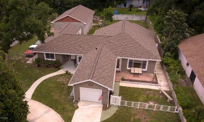 Ormond Beach Single Family Home For Sale: 807 Cordova Avenue