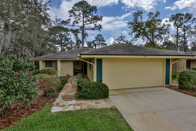 New Smyrna Beach Single Family Home For Sale: 735 St Andrews Circle