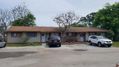 Volusia County Multi Family Home For Sale: 640 Lpga Boulevard