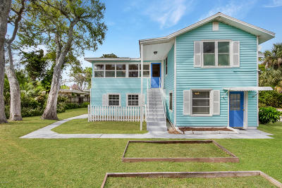 Holly Hill Single Family Home For Sale: 1530 Moravia Avenue
