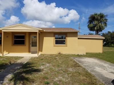 Volusia County Rental For Rent: 20 Cypress Circle #B