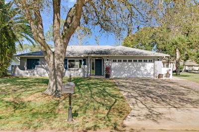 Palm Coast Single Family Home For Sale: 2 Banton Place