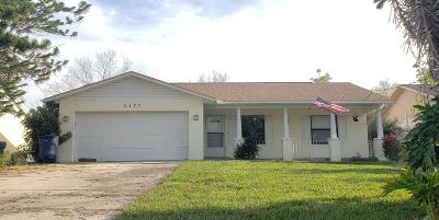 Daytona Beach Single Family Home For Sale: 1175 Pine Street