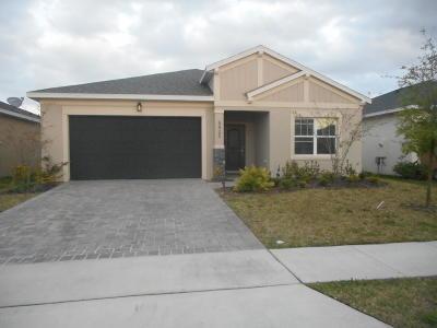 Port Orange Single Family Home For Sale: 5425 Estero Loop