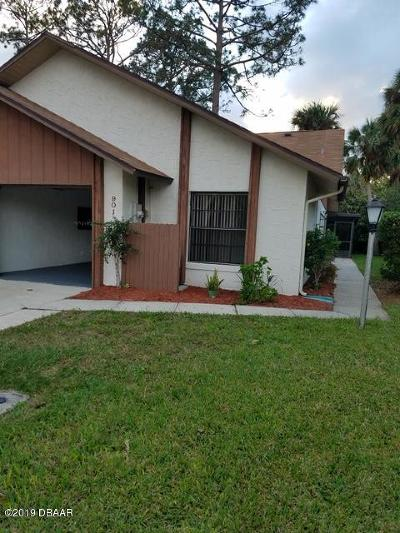Volusia County Rental For Rent: 901 Stonybrook Circle