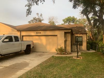 Port Orange Attached For Sale: 6168 Olympic Court