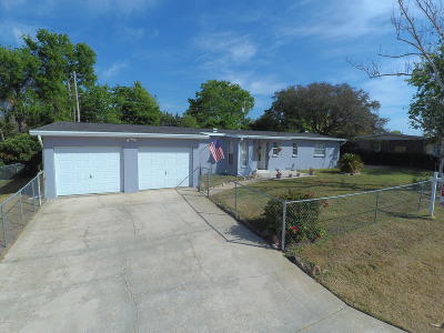 Daytona Beach Single Family Home For Sale: 1320 10th Street