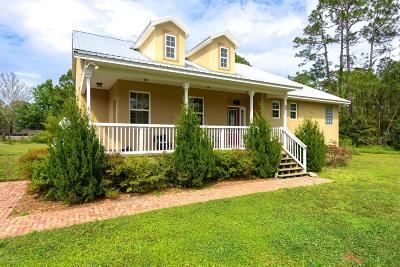 Ormond Beach Single Family Home For Sale: 159 S Tymber Creek Road