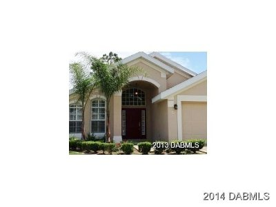 Volusia County Rental For Rent: 15 Cormorant Circle