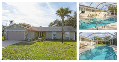 Ponce Inlet Single Family Home For Sale: 115 Ponce Terrace Circle