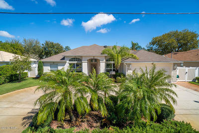 Palm Coast Single Family Home For Sale: 83 Pine Cir Drive