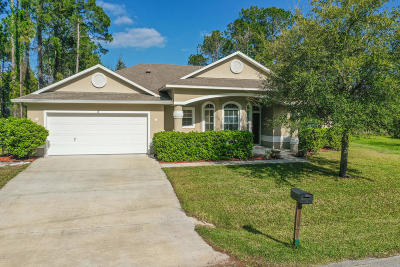 Palm Coast Single Family Home For Sale: 18 East Bourne Lane