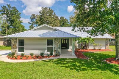 Palm Coast Single Family Home For Sale: 35 Westbury Lane