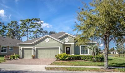 Deland Single Family Home For Sale: 1589 Blue Grass Boulevard
