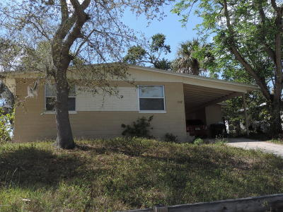 Daytona Beach Single Family Home For Sale: 1002 Imperial Drive