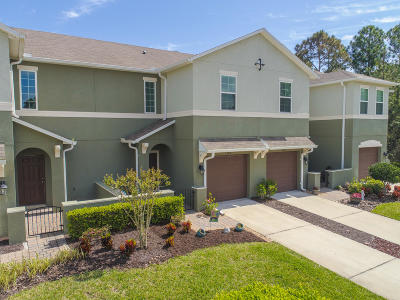 Daytona Beach Attached For Sale: 125 Lakeside Professional Boulevard