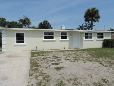 Daytona Beach Single Family Home For Sale: 1029 Continental Drive
