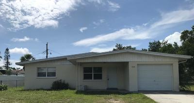 Daytona Beach Single Family Home For Sale: 1308 Continental Drive
