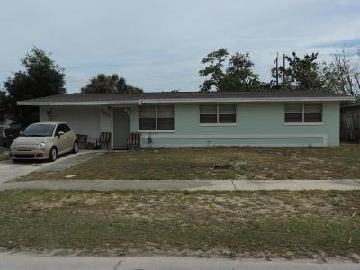 Daytona Beach Single Family Home For Sale: 1037 Berkshire Road