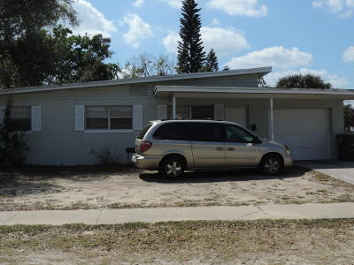 Daytona Beach Single Family Home For Sale: 950 Lewis Drive