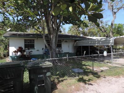 Daytona Beach Single Family Home For Sale: 656 Winchester Street