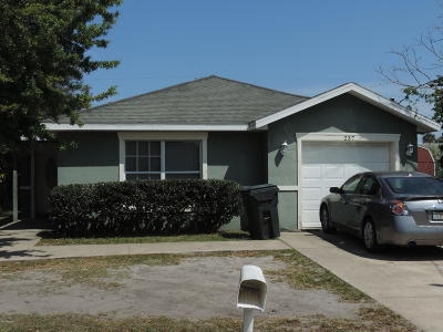 Daytona Beach Single Family Home For Sale: 237 Jefferson Street