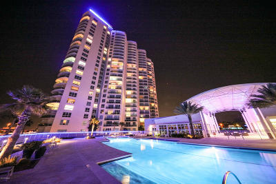 Holly Hill Condo/Townhouse For Sale: 231 Riverside Drive #1906-1