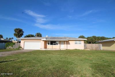Daytona Beach Single Family Home For Sale: 1132 Waverly Drive