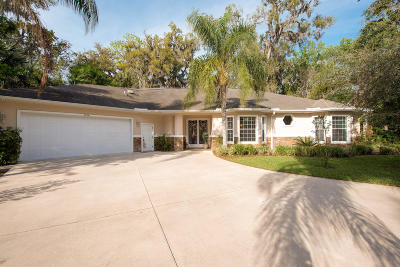 Volusia County Single Family Home For Sale: 4186 Sanora Lane
