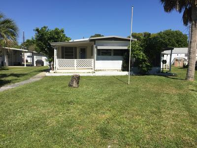 Port Orange Single Family Home For Sale: 5215 Orange Avenue