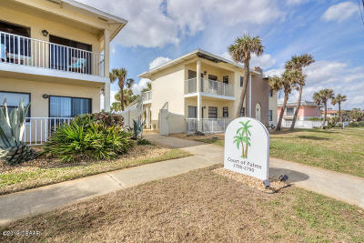 Ormond Beach Condo/Townhouse For Sale: 2790 Ocean Shore Boulevard #7N