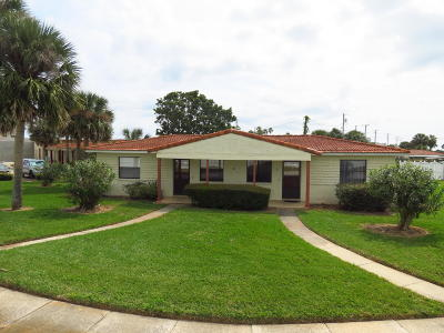 Ormond Beach Multi Family Home For Sale: 232 Northshore Drive