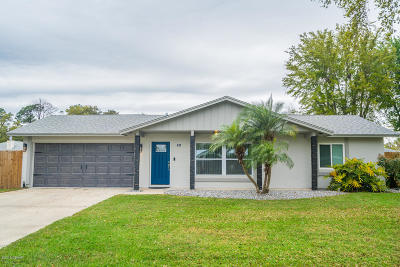 Port Orange Single Family Home For Sale: 361 Bent Oak Drive