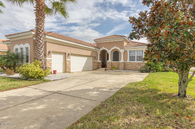 New Smyrna Beach Single Family Home For Sale: 3364 Luna Bella Lane