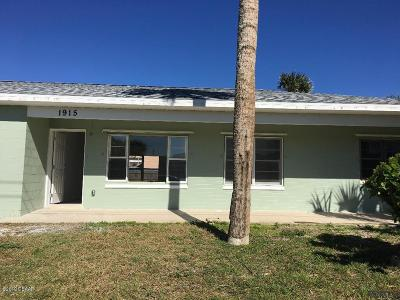 Flagler Beach Single Family Home For Sale: 1915 S Central Avenue