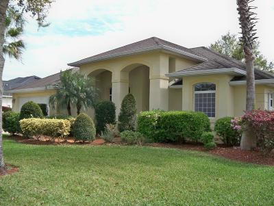 Ormond Beach Single Family Home For Sale: 26 Chrysanthemum Drive