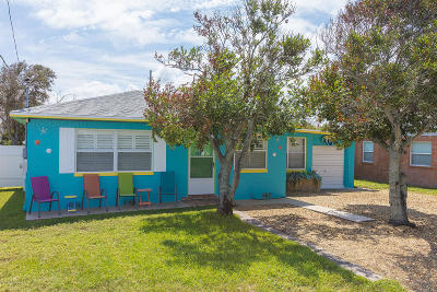 Daytona Beach Single Family Home For Sale: 120 Frazar Road