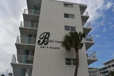 Daytona Beach Condo/Townhouse For Sale: 2727 N Atlantic Avenue #3070