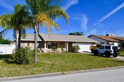 Ponce Inlet Single Family Home For Sale: 132 Anchor Drive
