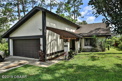 Daytona Beach Single Family Home For Sale: 105 Dunes Circle