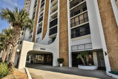 Daytona Beach Shores Condo/Townhouse For Sale: 3003 S Atlantic Avenue #16A2