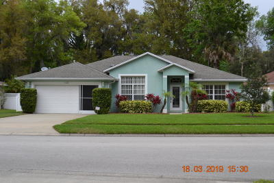 Port Orange Single Family Home For Sale: 1103 Silver Creek Run