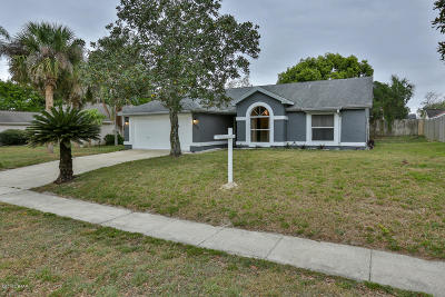 Port Orange Single Family Home For Sale: 886 Andken Lane